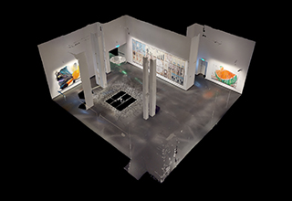 Virtual Tour picture of gallery