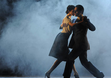 Valentine's Weekend Event: Our Last Tango