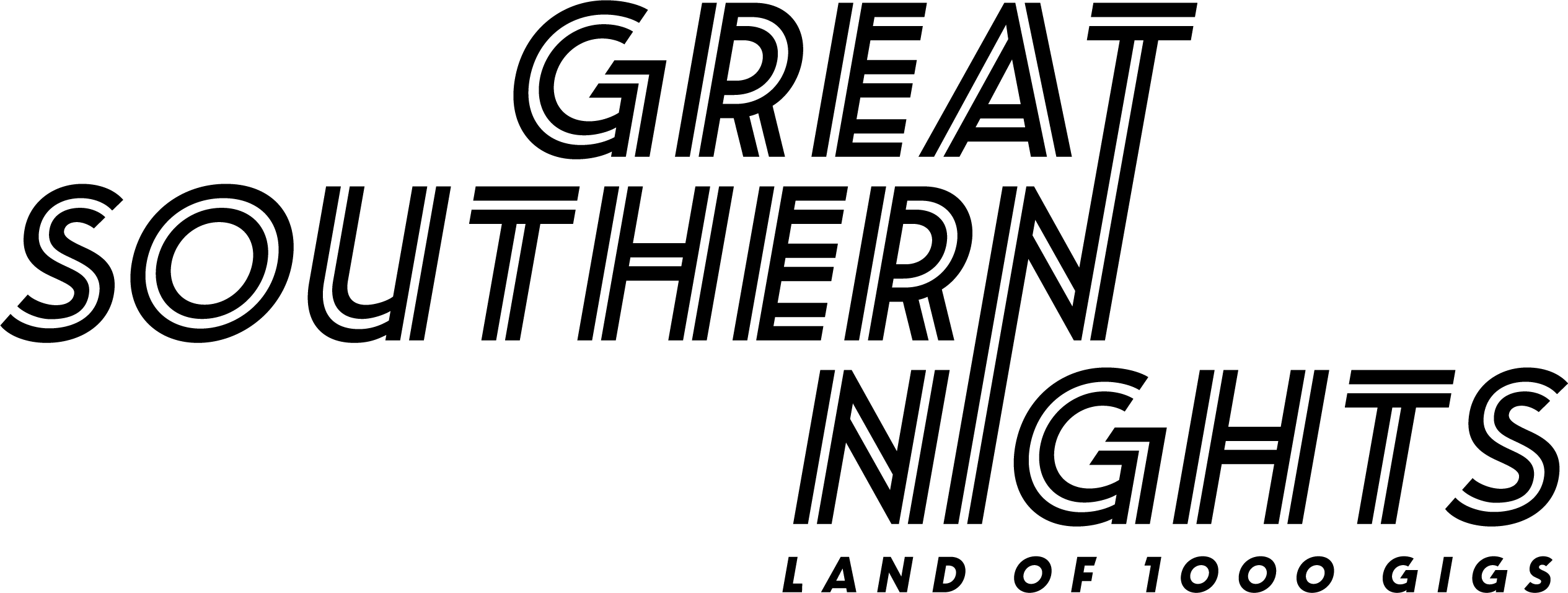 Great Southern Nights logo