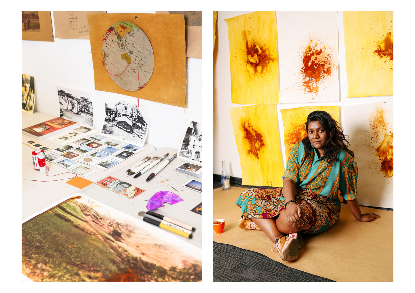 Shivanjani Lal_Photography by Jacquie Manning_Courtesy of Parramatta Artists Studios