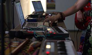 Digital Music Scene