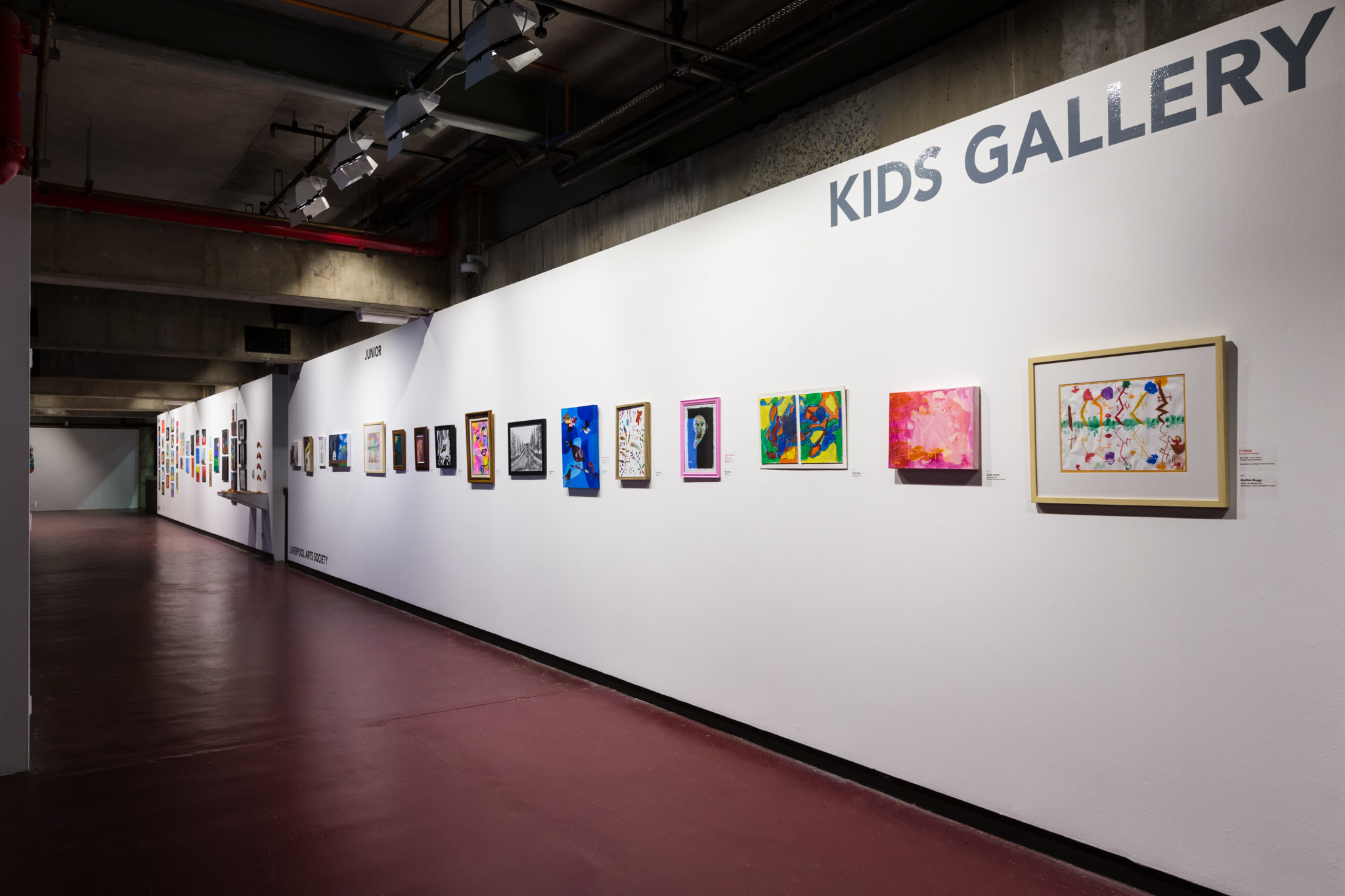 Liverpool Art Society 2020_Kids Gallery