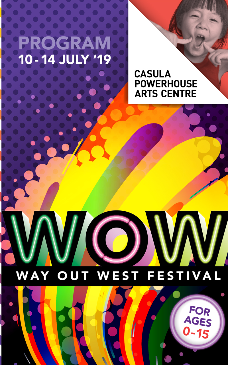Way Out West Festival program cover