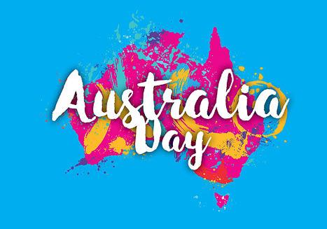 Australia Day Closures