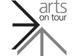 Arts on tour logo