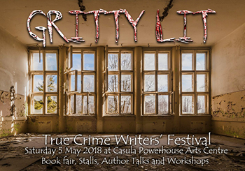 Gritty Lit - True Crime Writers Festival