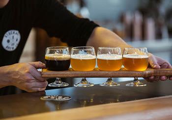 Bellbird Dining & Bar Beer Degustation 2019