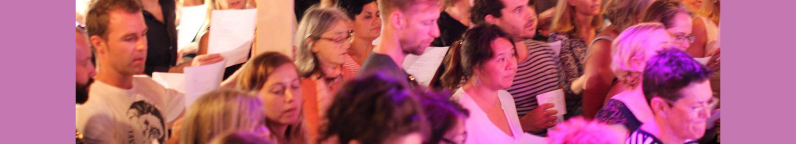 The Welcome Choir - Casula Powerhouse Arts Centre