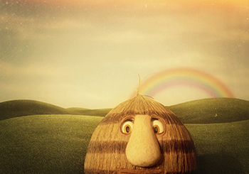 Grug and te Rainbow