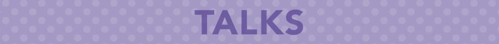 Talks subheader